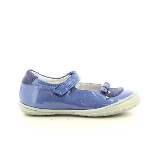 Rondinella kinderschoenen ballerina jeansblauw 11041