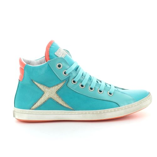 Rondinella solden boots turquoise 86630