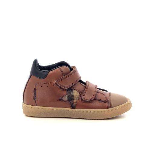 Rondinella kinderschoenen sneaker cognac 199698
