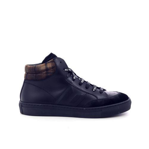 Rondinella kinderschoenen sneaker zwart 199699