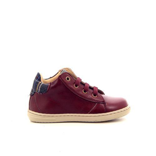 Rondinella kinderschoenen sneaker rood 178675