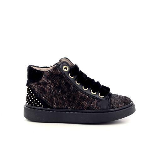 Banaline  sneaker zwart 200056