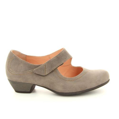 Durea damesschoenen boots taupe 95181