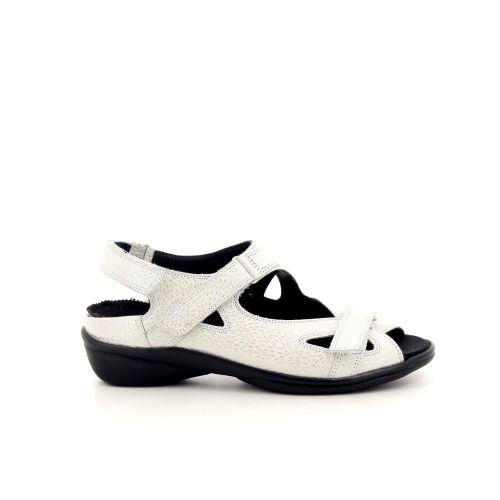 Durea damesschoenen sandaal taupe 10663
