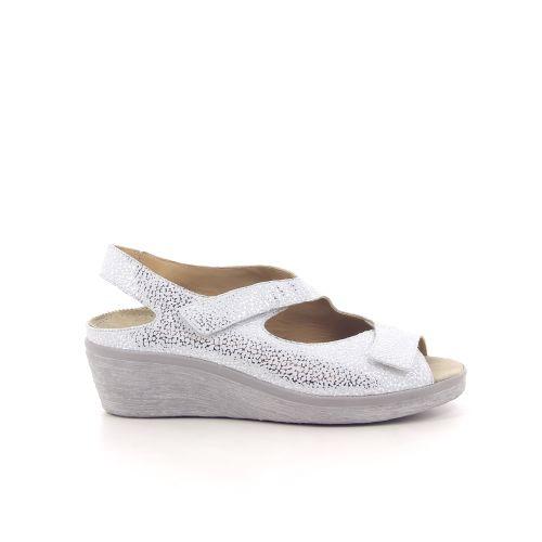 Durea damesschoenen sandaal wit 193064