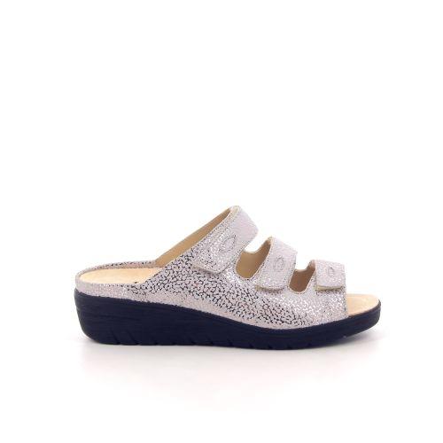 Durea damesschoenen sandaal poederrose 193075
