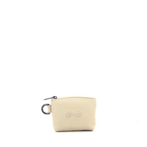 Nathan-baume accessoires portefeuille beige 190972