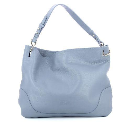Nathan-baume solden handtas lichtblauw 184272