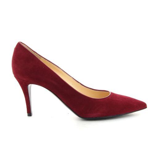 Dyva damesschoenen pump d.rood 83004