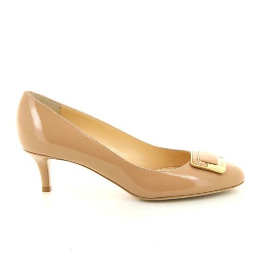 Dyva damesschoenen pump camelbeige 89999