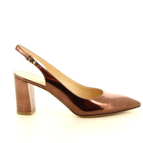 Dyva damesschoenen sandaal rood 13050