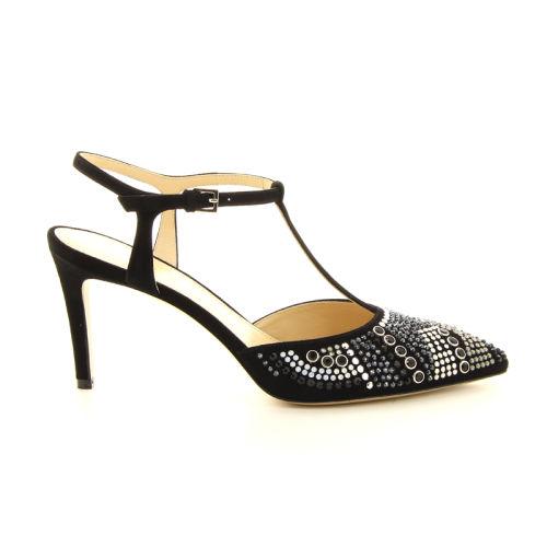 Dyva damesschoenen sandaal zwart 13058