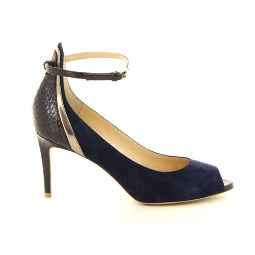 Dyva damesschoenen sandaal blauw 13066