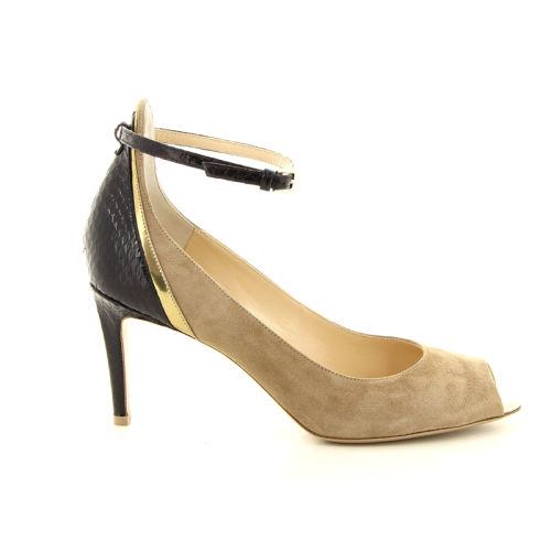 Dyva damesschoenen sandaal cognac 13066