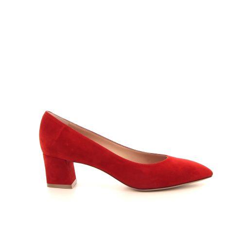 Dyva damesschoenen pump rood 185025
