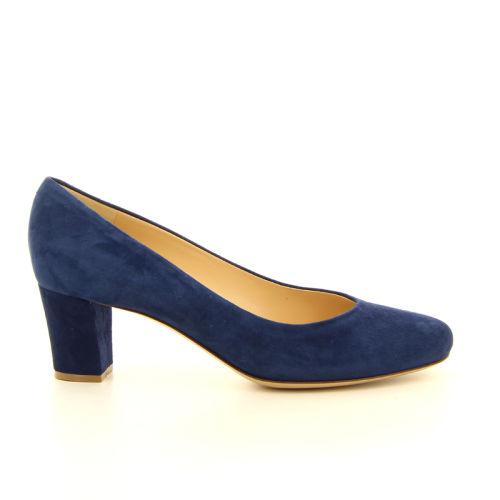 Dyva damesschoenen pump blauw 17523