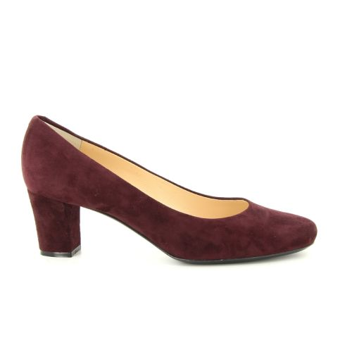Dyva damesschoenen pump rood 17523