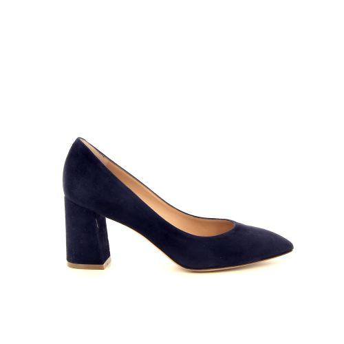 Dyva damesschoenen pump blauw 185036