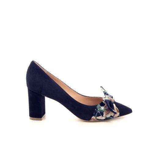 Dyva damesschoenen pump blauw 195521