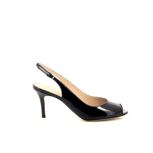 Dyva damesschoenen sandaal zwart 195561