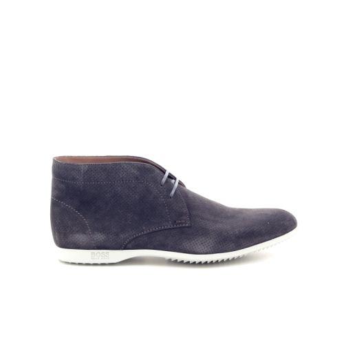 Boss  boots donkerblauw 168324