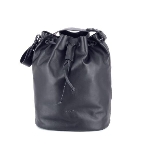 Coccinelle tassen handtas zwart 173930