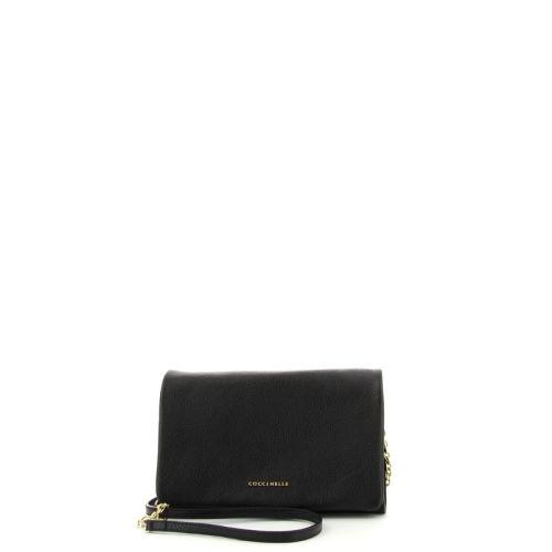 Coccinelle tassen handtas zwart 21707