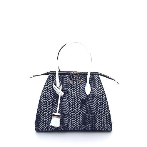Coccinelle tassen handtas zwart 173924