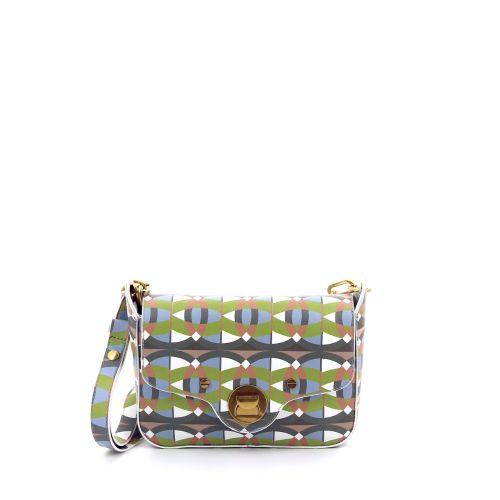 Coccinelle tassen handtas lichtblauw 173901