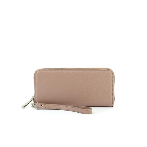 Coccinelle accessoires portefeuille bruin 12993