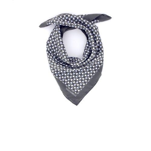 Coccinelle accessoires sjaals lichtblauw 173986