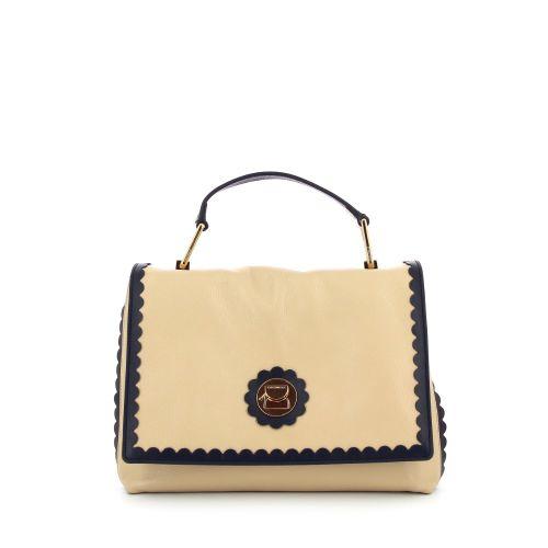 Coccinelle tassen handtas beige 185090