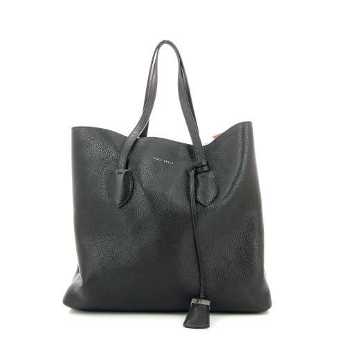 Coccinelle tassen handtas zwart 180972