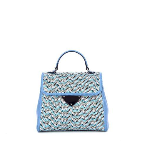 Coccinelle tassen handtas blauw 185107
