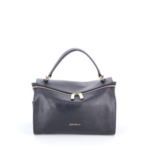 Coccinelle tassen handtas zwart 191400