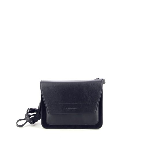 Coccinelle tassen handtas zwart 197415