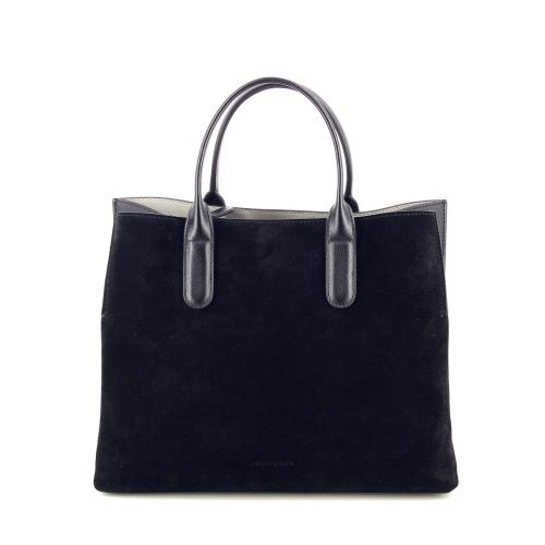 Coccinelle tassen handtas zwart 197417