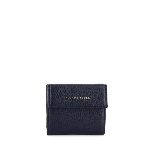 Coccinelle accessoires portefeuille zwart 179866