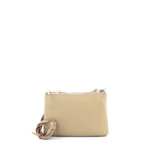 Coccinelle tassen handtas beige 185142