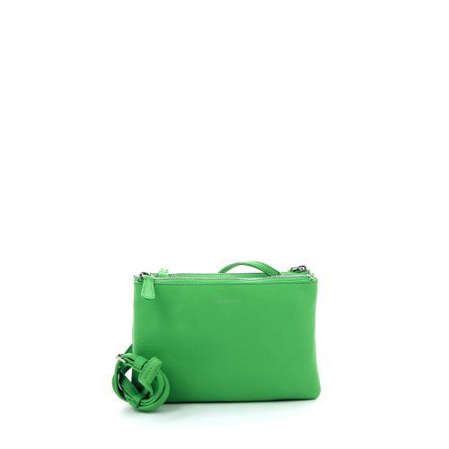 Coccinelle tassen handtas groen 185143