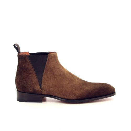 Santoni  boots cognac 191739