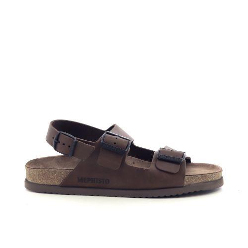 Mephisto  sandaal d.bruin 213334