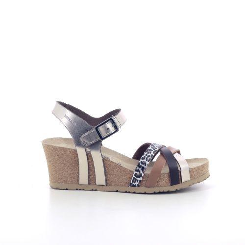 Mephisto damesschoenen sandaal brons 203731
