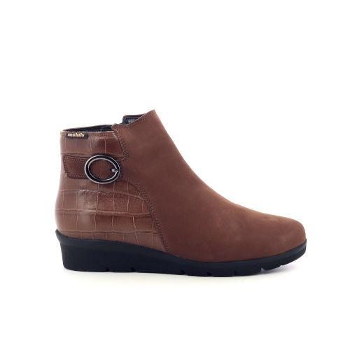 Mephisto damesschoenen boots cognac 209542