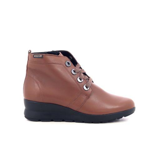 Mephisto damesschoenen boots cognac 217323