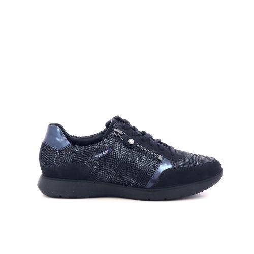 Mephisto damesschoenen comfort donkerblauw 212739