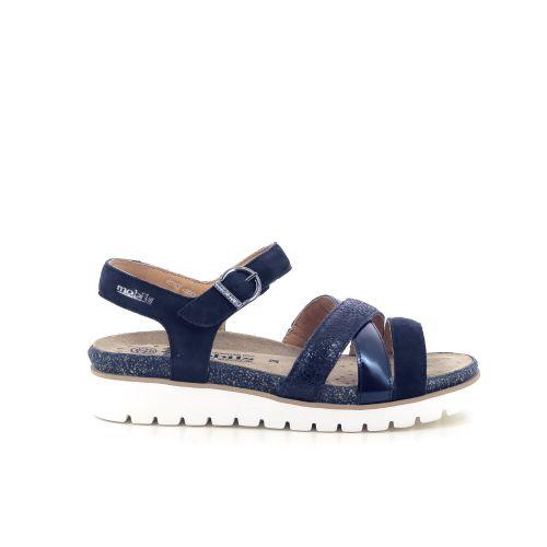 Mephisto damesschoenen sandaal donkerblauw 212753