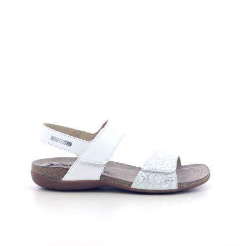 Mephisto damesschoenen sandaal jeansblauw 212745