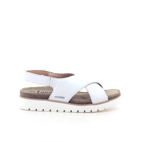 Mephisto damesschoenen sandaal wit 203720