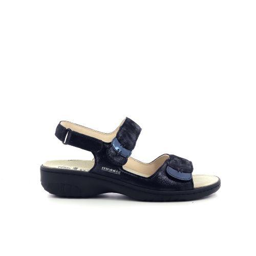 Mephisto damesschoenen sandaal zilver 203715